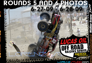 LOORRS ROUNDS 5 AND 6