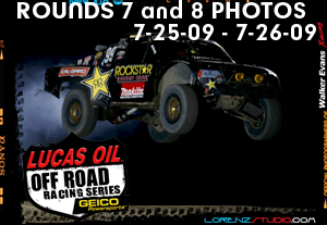 LOORRS Rounds 7 and 8