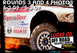 LOORRS ROUNDS 3 AND 4