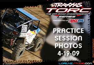 TORC Practice Session